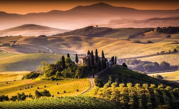 "Serata ""Toscana"""