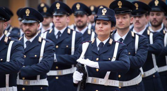 Calendario Concorso Polizia.Concorso Per 1515 Allievi Agenti Di Polizia Istituto